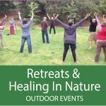 Healing Arts Events & Retreats in Nature